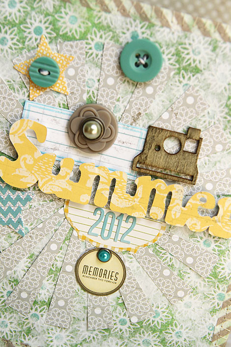 Summer 2012 Mini Album