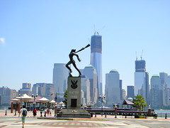 Katyn Memorial and WTC