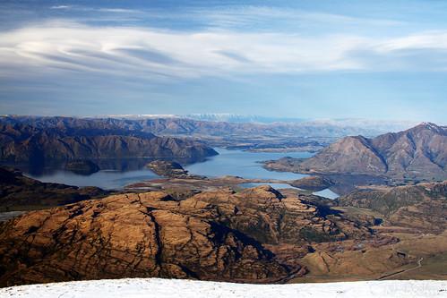 newzealand mountain snow canon rocky otago dslr treblecone polariser 400d canonef2485mmf3545usm