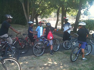 African American Heritage ride