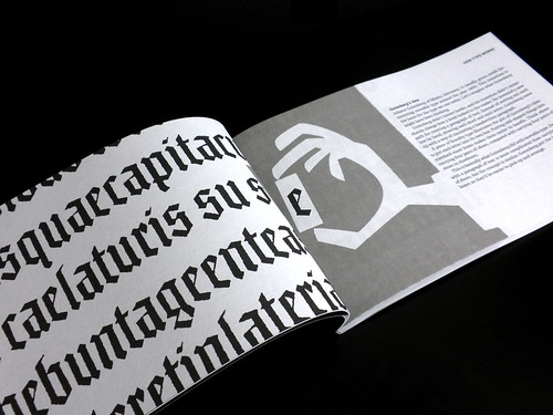 INSIDE PARAGRAPHS: Typographic Fundamentals
