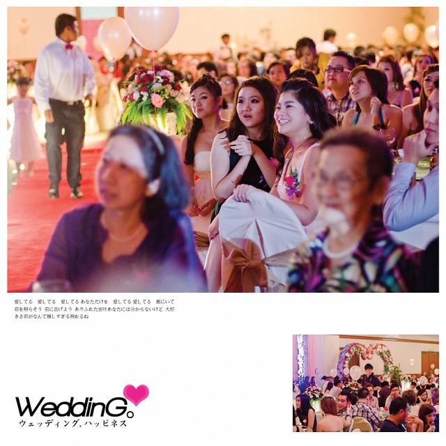 Amanda & Dennis Wedding Reception22