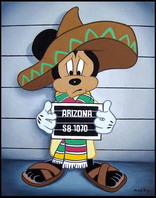 Rodolfo Loaiza, Mexican Mickey