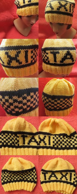 taxi hat