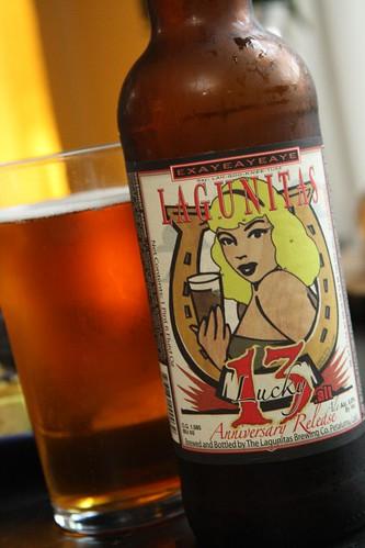 Lagunitas Brewing Company Lucky 13.alt