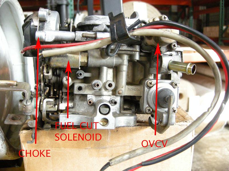 1982 toyota pickup wiring diagram 1982 image 22r carburetor wiring diagram jodebal com on 1982 toyota pickup wiring diagram
