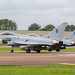 6 Sqn Typhoons departing to RAF Leuchars!