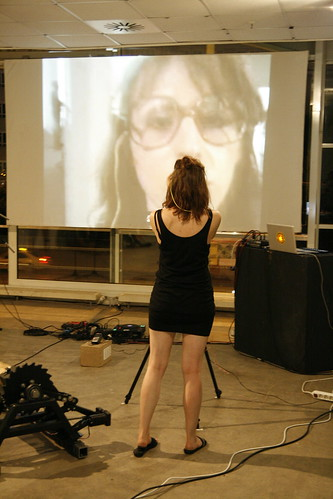 Limited Limitlessness Finissage / 64 VIEWS AND EYES by Karin Lustenberger