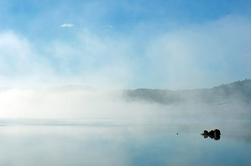 new morning blue winter sky cloud sun mist mountain lake cold reflection water beautiful wales sunrise landscape town highway pretty view state outdoor snowy south small australia scene east stop valley nsw backdrop aboriginal jindabyne