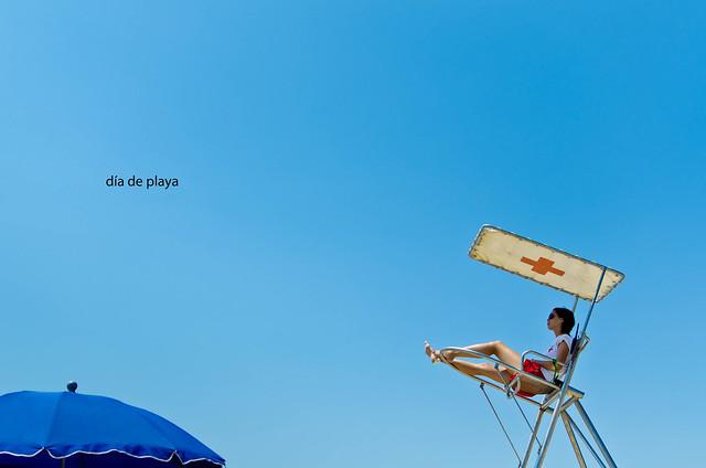 303/366: día de playa