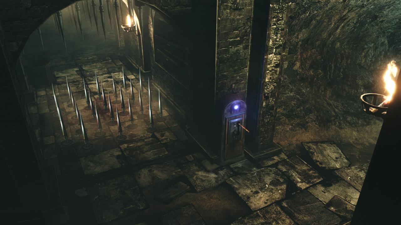 Resident Evil 6 DLC - Catacombs