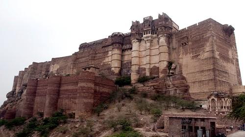 DSC00471 Jodhpur - Fort de Mehrangarh