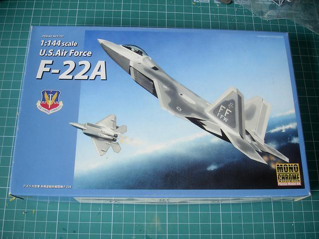 F-22A Raptor (1:144 Trumpeter)