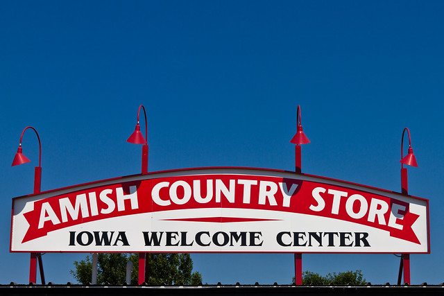 Amish Country Store and Iowa Welcome Center Flickr Photo Sharing!