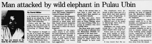 The Straits Times 2 March 1991