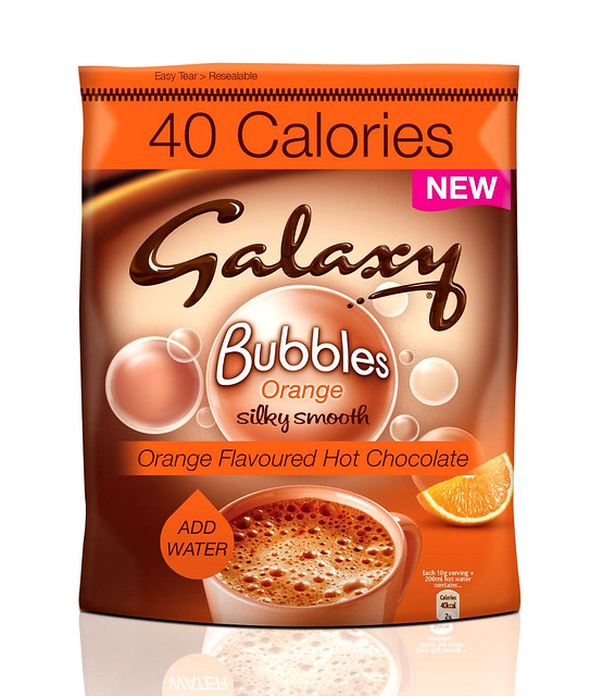 Galaxy Bubbles Orange Hot Chocolate | Flickr - Photo Sharing!
