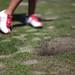 Golf Swing Dirt Flies by clappstar