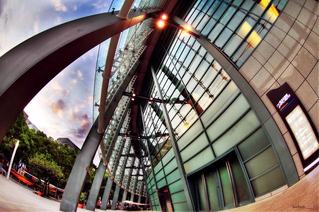 [architecture] Taipei arena