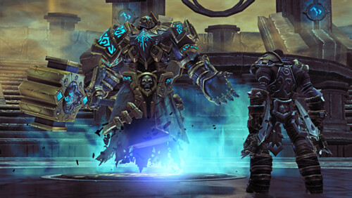 Darksiders 2 Crucible Guide - Builds, Tarot Cards and Boss Fights