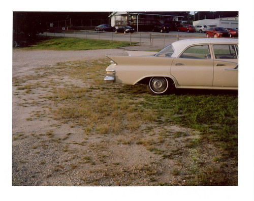 PolaroidWeek Day 5: 1961 Chrysler Windsor, Greer, SC