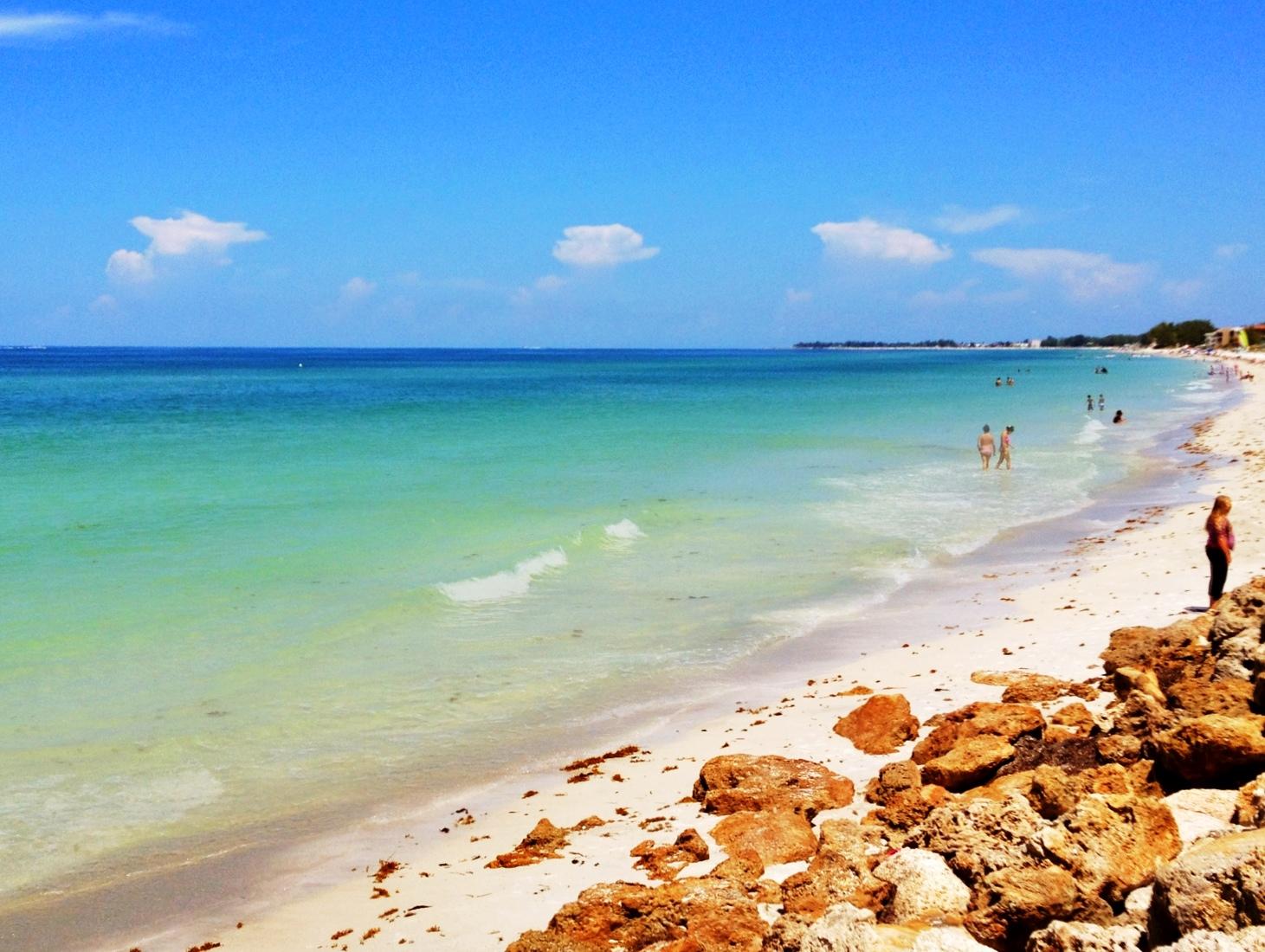 Snorkeling At Bradenton Beach, Santa Maria Island, Florida-2346