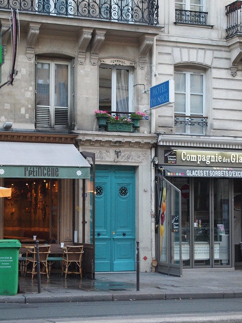 Hotel de Nice,Paris,France