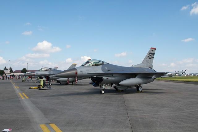 USAF F-16C OS