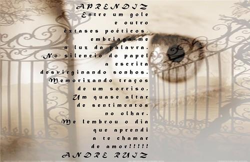 APRENDIZ by amigos do poeta