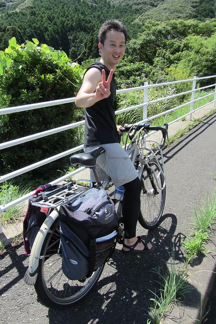 Bike Traveller Tsushima