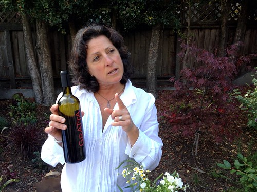Barbara of Gratta Wines