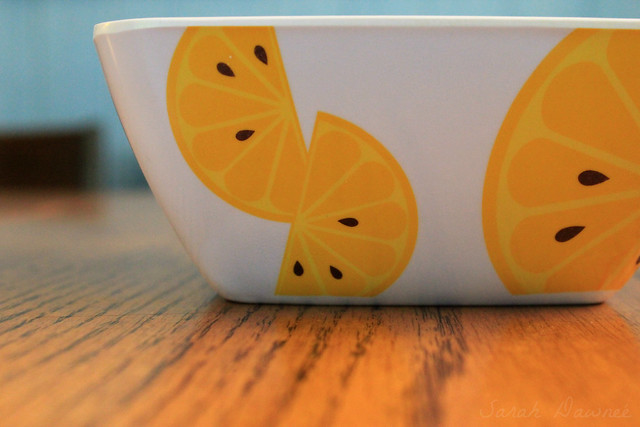 Lemon Bowl