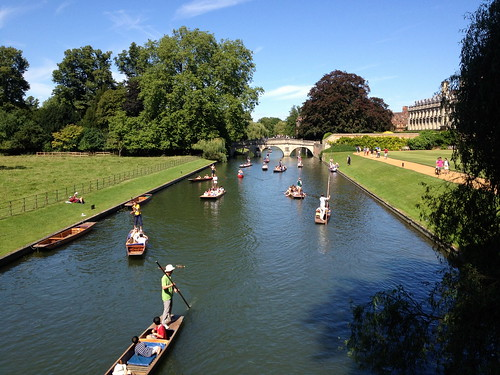 'Cambridge, August 2012' by DaveOnFlickr