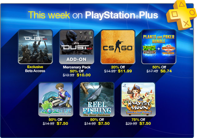 PlayStation Store Update 8-21-2012
