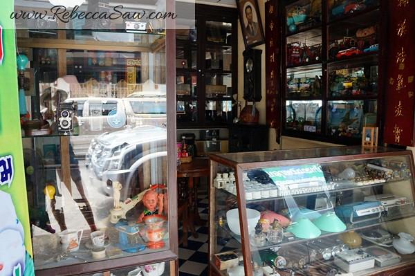 Singora Tram Tour - songkhla old town thailand-010