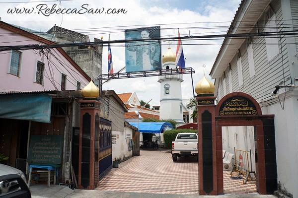 Singora Tram Tour - songkhla old town thailand-003