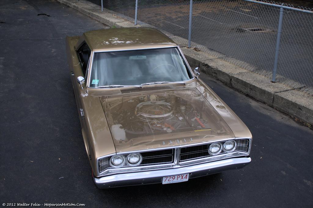 1966 Hemi Dodge Coronet 440
