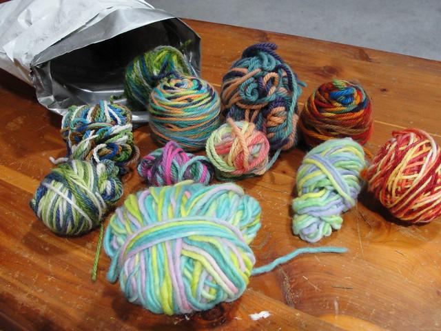 Wool Scraps 1