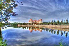 Moritzburg Castle Sachsen