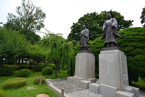 2012夏日大作戰 - 熊本 - 水前寺成趣園 (9)
