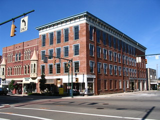 Mount Vernon-Woodward Opera House and Cooper Building (OHPTC)