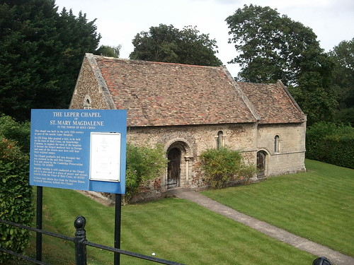 The Leper Chapel of St Mary Magdalene}}