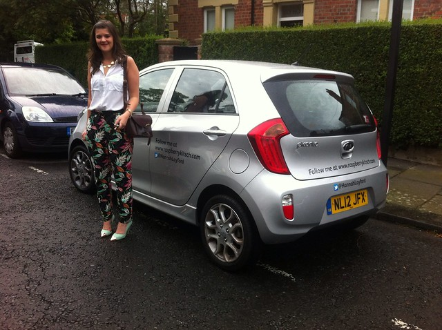 blogging for benfield kia picanto