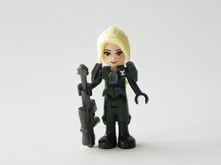 Friends Halo UNSC Sniper Lydia 02