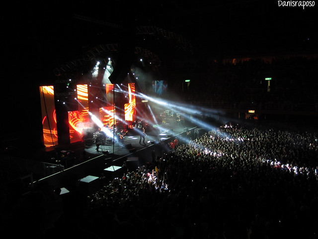 Maroon 5 HSBC Arena 25/08/2012 RIO