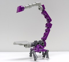Transformers Scorponok Kreo Review