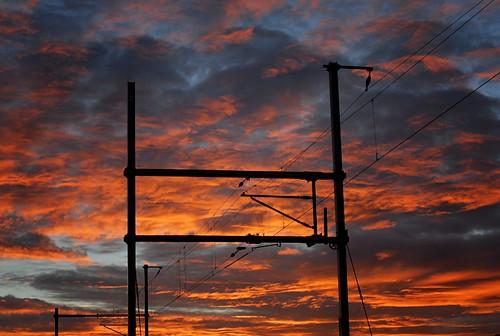 train nuage 2012 volpe aube cff 366 cretdulocle