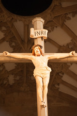carving, art, religious item, symbol, wood, sculpture, religion, crucifix, cross, statue,