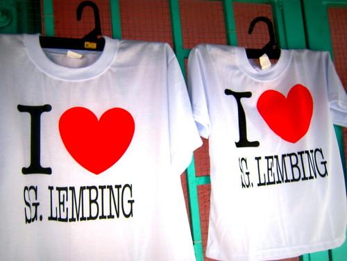 Sungai Lembing, Pahang - 16 buy a tshirt