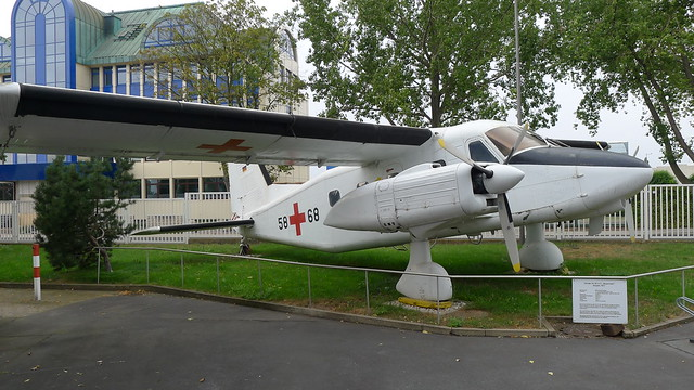 Dornier Do 28D-2 Skyservant