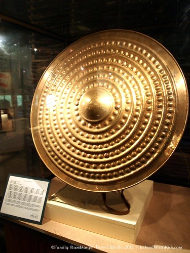 The Sun Shield of Lough Gur